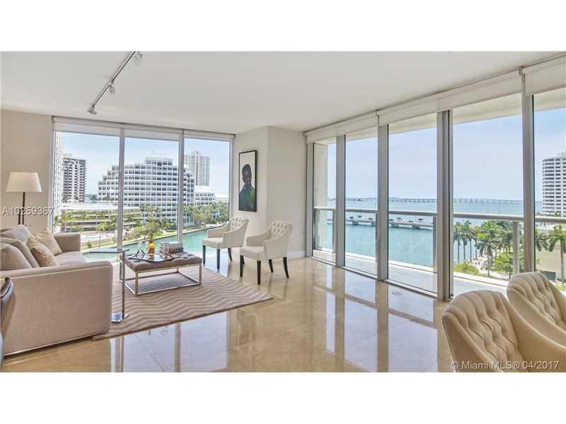 495 Brickell Ave 801, Miami, FL 33131
