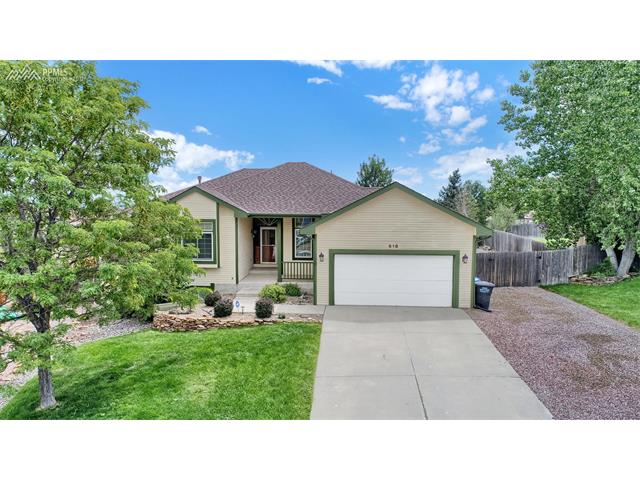 616 Freemont Circle, Colorado Springs, CO 80919