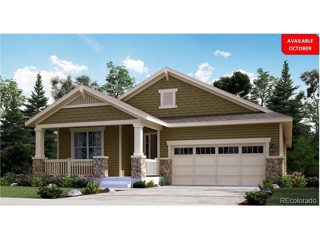 Homes For Sale In Sierra Ridge Neighborhood