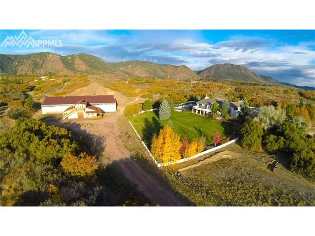2855 Hay Creek Road, Colorado Springs, CO 80921