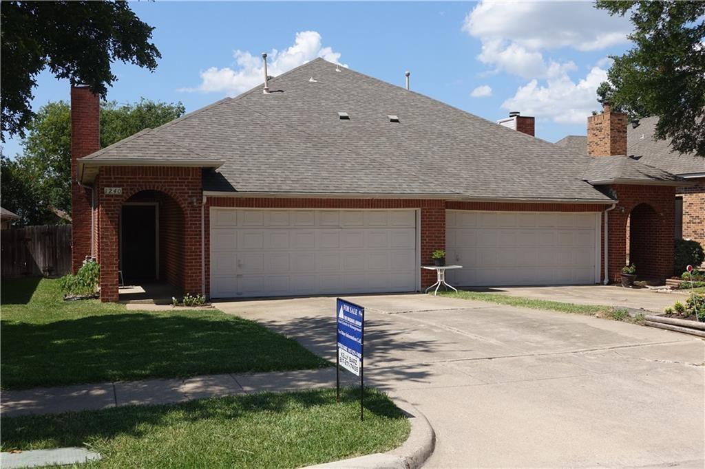 1240 W Hudgins Street, Grapevine, TX 76051