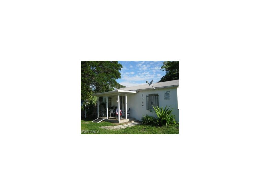 2357 Canal ST, FORT MYERS, FL 33901