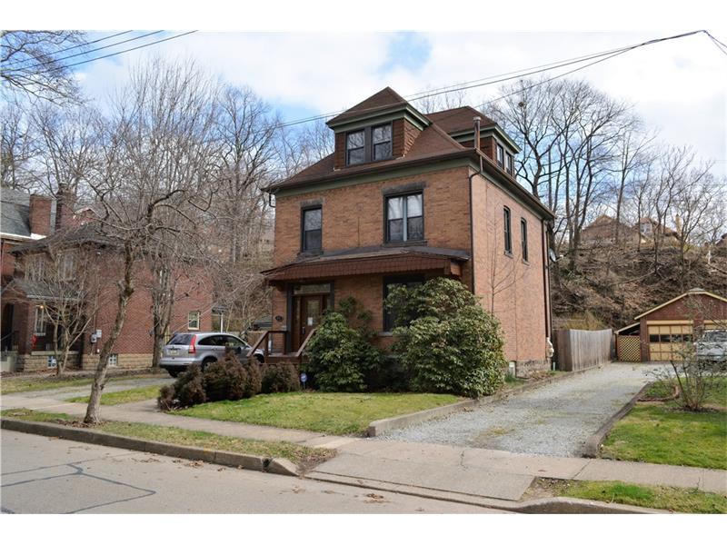 607 Greendale Avenue, Pittsburgh, PA 15218