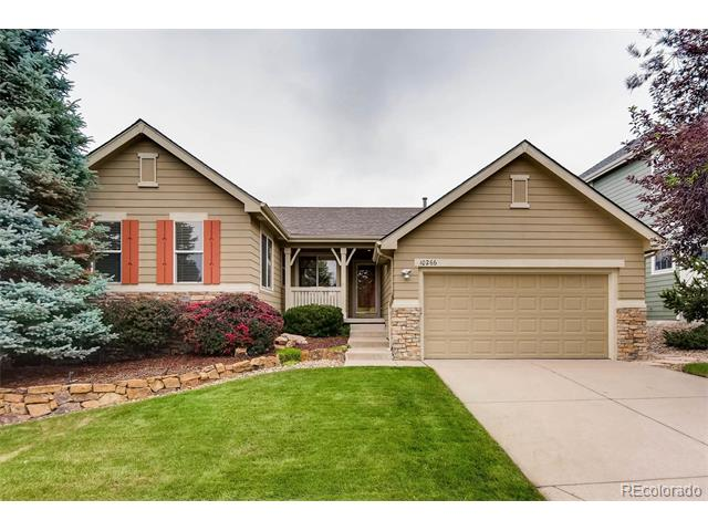 10266 Rustic Redwood Way, Highlands Ranch, CO 80126