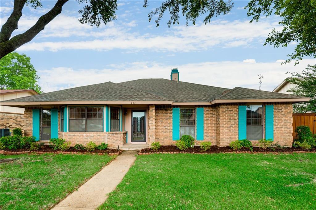 253 Bellwood Drive, Garland, TX 75040