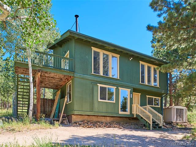 281 Patricia Road, Rollinsville, CO 80474