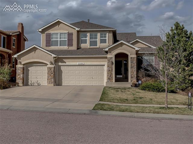 2368 Ledgewood Drive, Colorado Springs, CO 80921
