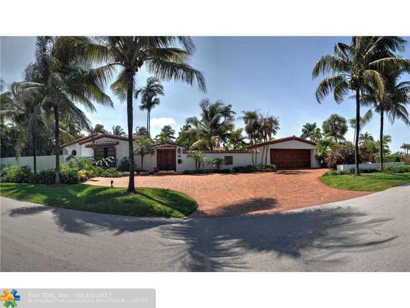 1511 E LAKE DR, Fort Lauderdale, FL 33316