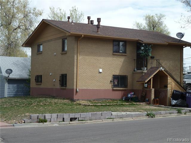 3743 & 3745 W 9th Avenue, Denver, CO 80204