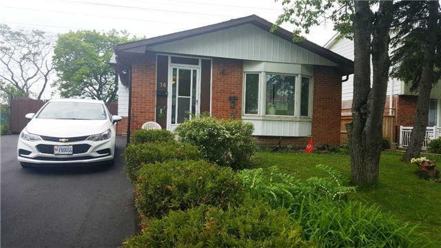 74 Avening Dr, Toronto, ON M9V 1Y1