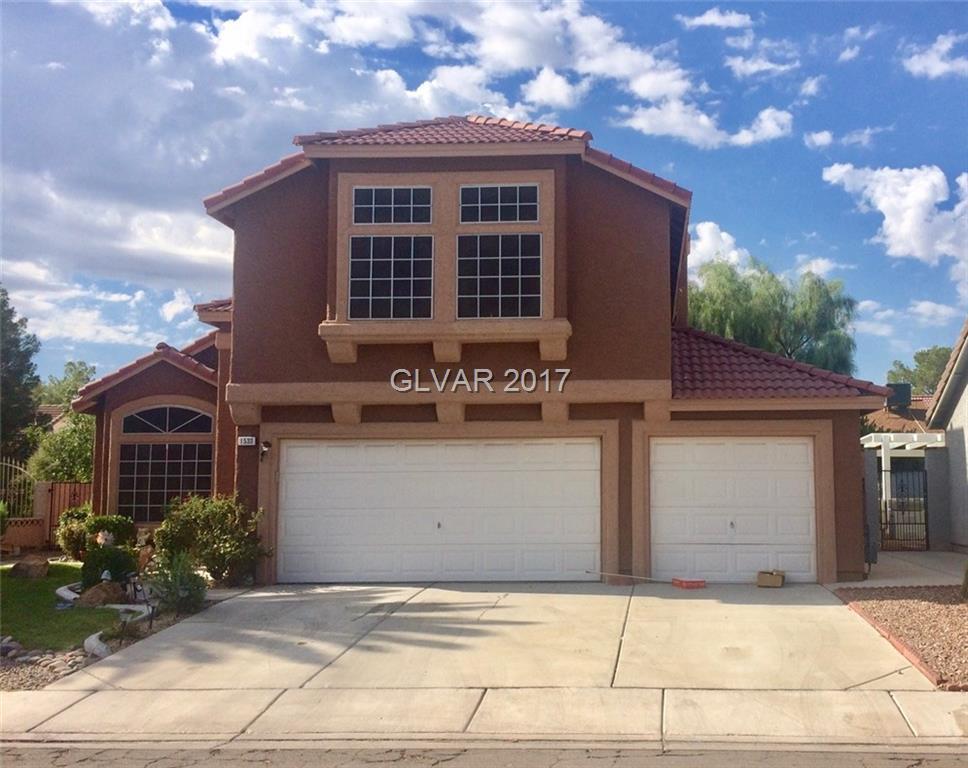 1533 CHAMPAGNE Circle, Las Vegas, NV 89119