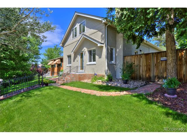 1206 S Ogden Street, Denver, CO 80210