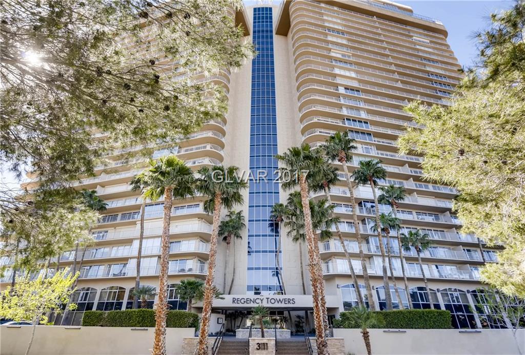 3111 BEL AIR Drive 22H, Las Vegas, NV 89109