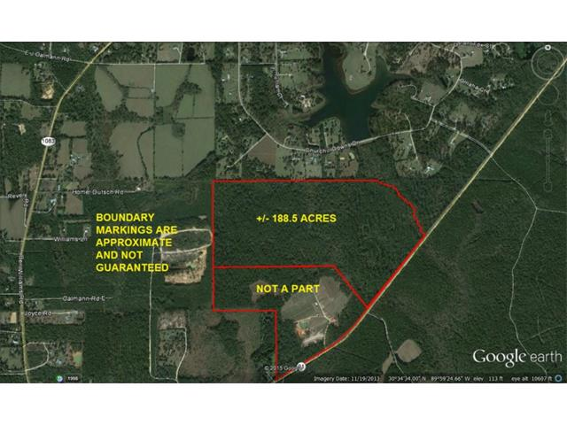 188 Acres 21 Highway, Bush, LA 70431