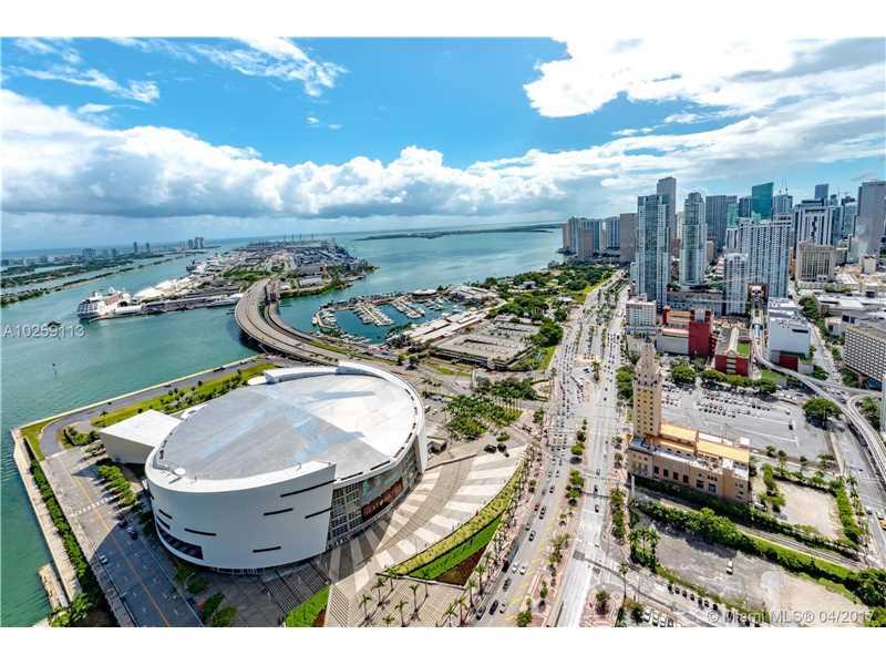 888 Biscayne Blvd 4804, Miami, FL 33132