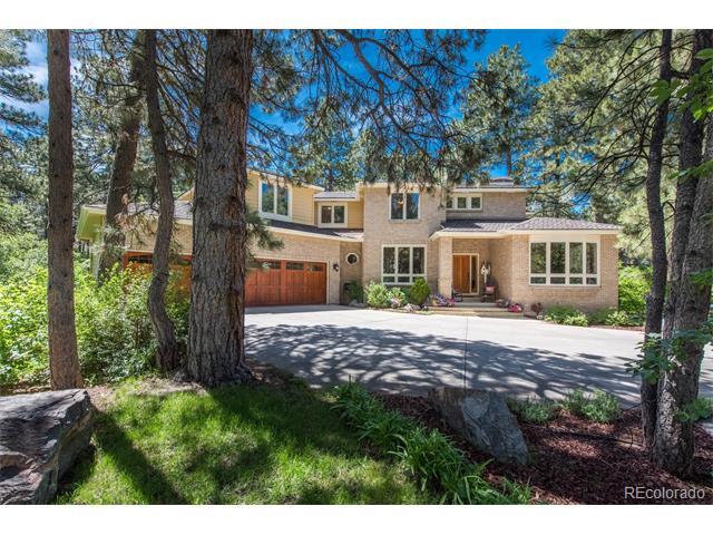 429 Castle Pines Drive, Castle Rock, CO 80108