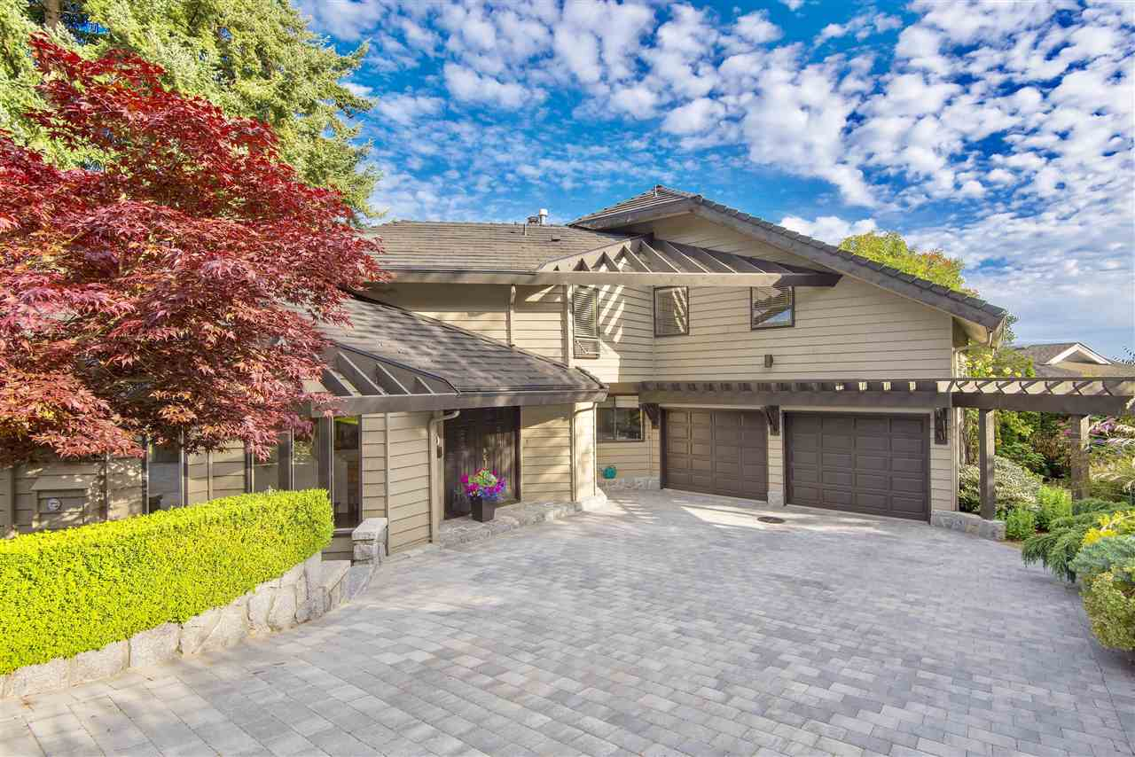 5872 FALCON ROAD, West Vancouver, BC V7W 1S3