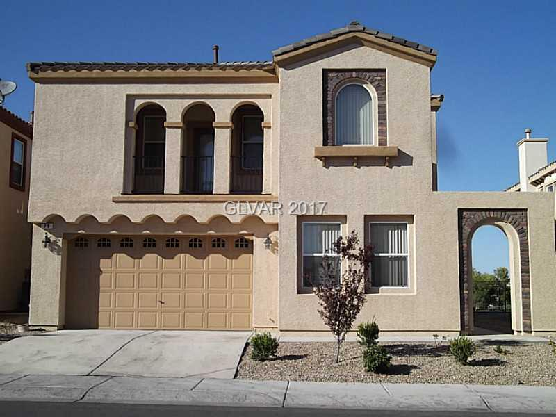 76 CROOKED PUTTER Drive, Las Vegas, NV 89148