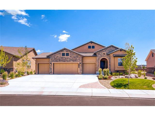 12621 Chianti Court, Colorado Springs, CO 80921