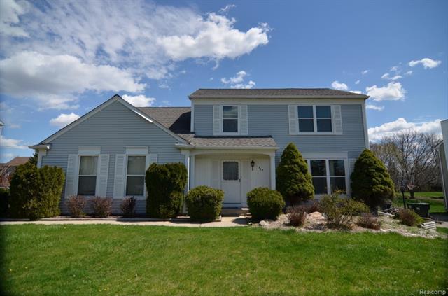 1668 RIDGECREST, Rochester Hills, MI 48306