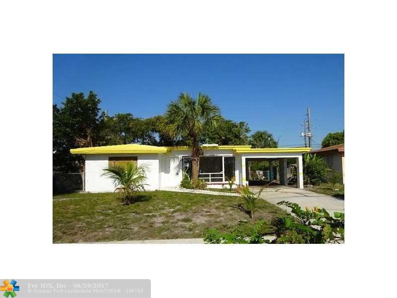 1261 NW 30th Ter, Fort Lauderdale, FL 33311
