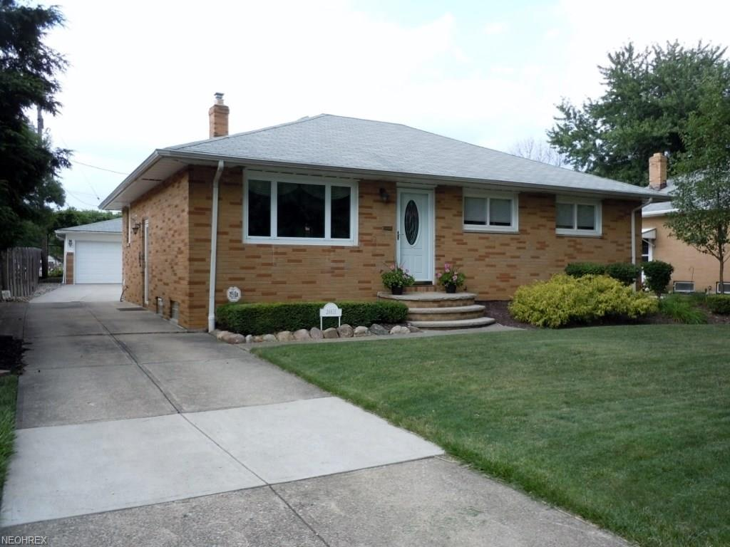 26631 Leslie Ave, Euclid, OH 44132