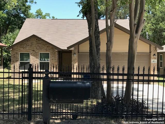 413 E Hart, San Antonio, TX 78214