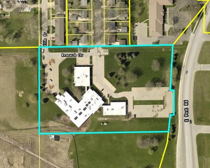 1 Research Center, Marion, IA 52302