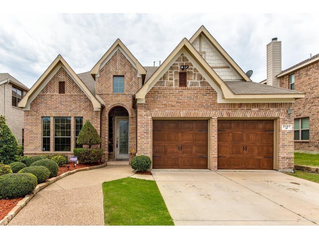 3107 Whispering Pine Boulevard, Melissa, TX 75454