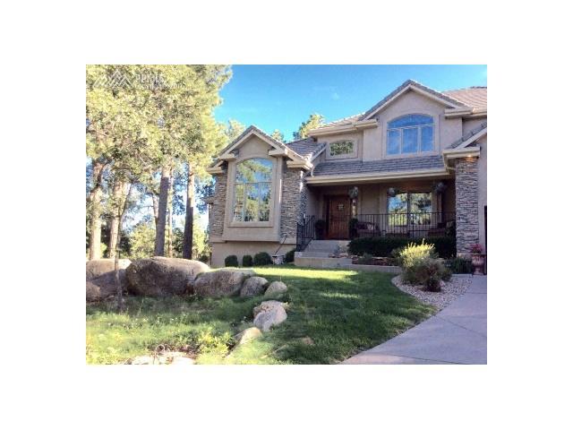 583 Silver Oak Grove, Colorado Springs, CO 80906