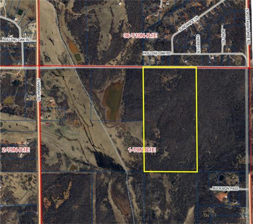 E Indian Hills Road, Newalla, OK 74857