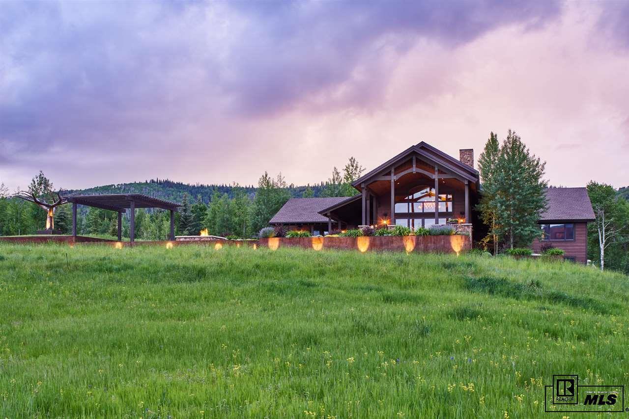 31640 Aspen Ridge Road, Steamboat Springs, CO 80487