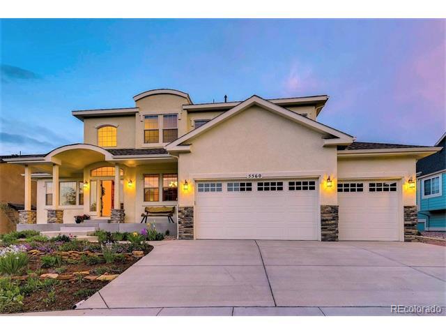 5560 Vantage Vista Drive, Colorado Springs, CO 80919