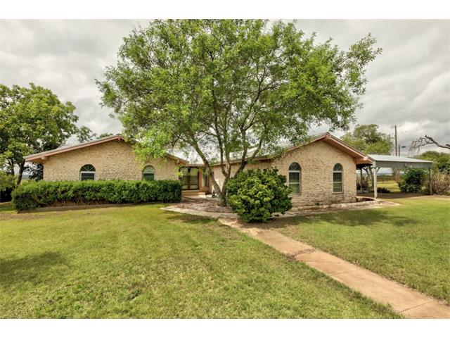 1351 County Road 264, Liberty Hill, TX 78605