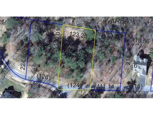 Beautiful .66 acre lot located in Solomons Cove. Natural setting with common area stream. City Water/Utilities available. 3 bdrm Septic permit. Convenient location - Close to Downtown Historic Hendersonville.