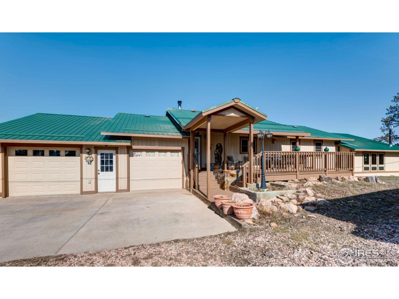 164 Main St, Red Feather Lakes, CO 80545