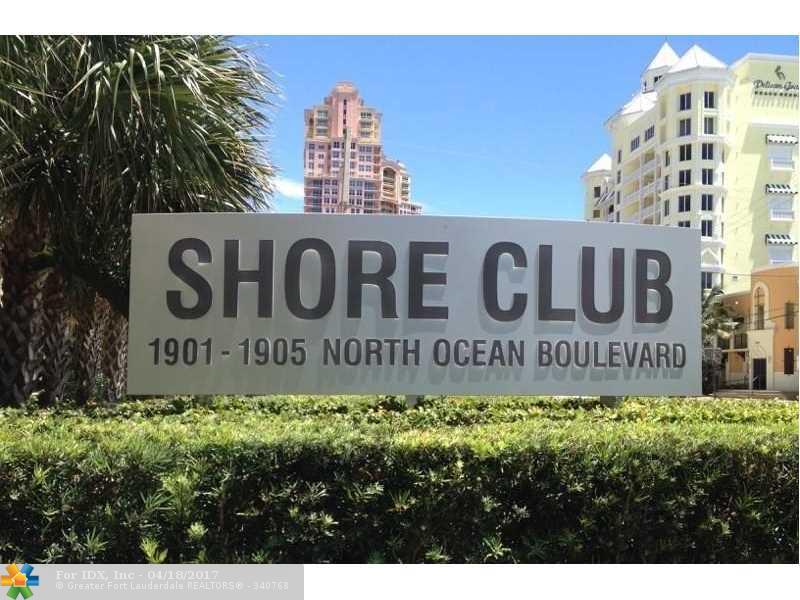 1905 N OCEAN BL E-5A, Fort Lauderdale, FL 33305