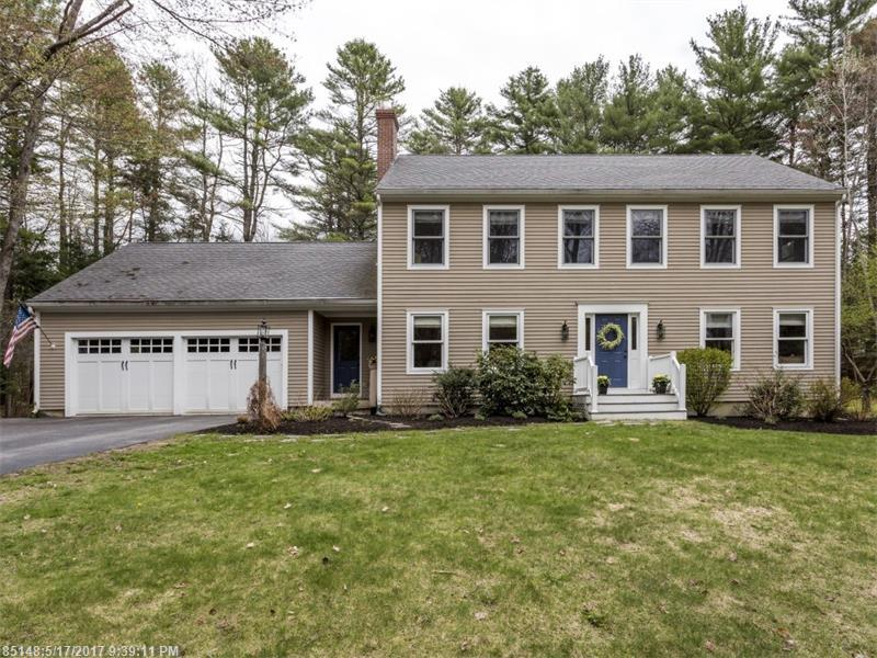 99 Balsam LN , Yarmouth, ME 04096