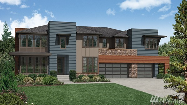 6833 170th CT SE (Home site 92) Ct SE, Bellevue, WA 98006