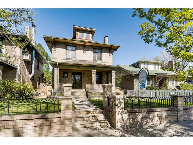 1308 Saint Paul Street, Denver, CO 80206