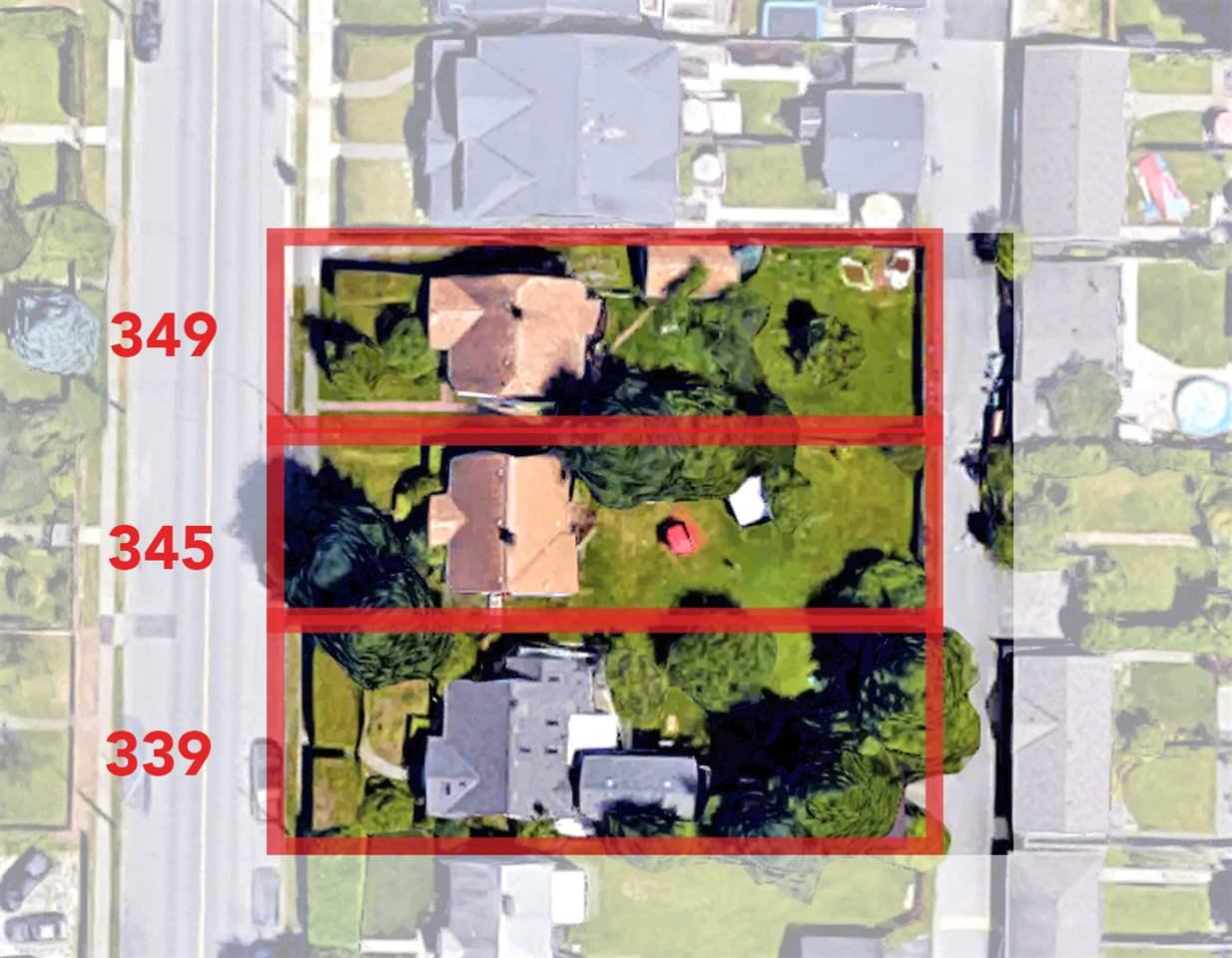 349 E 13TH STREET, North Vancouver, BC V7L 2L8