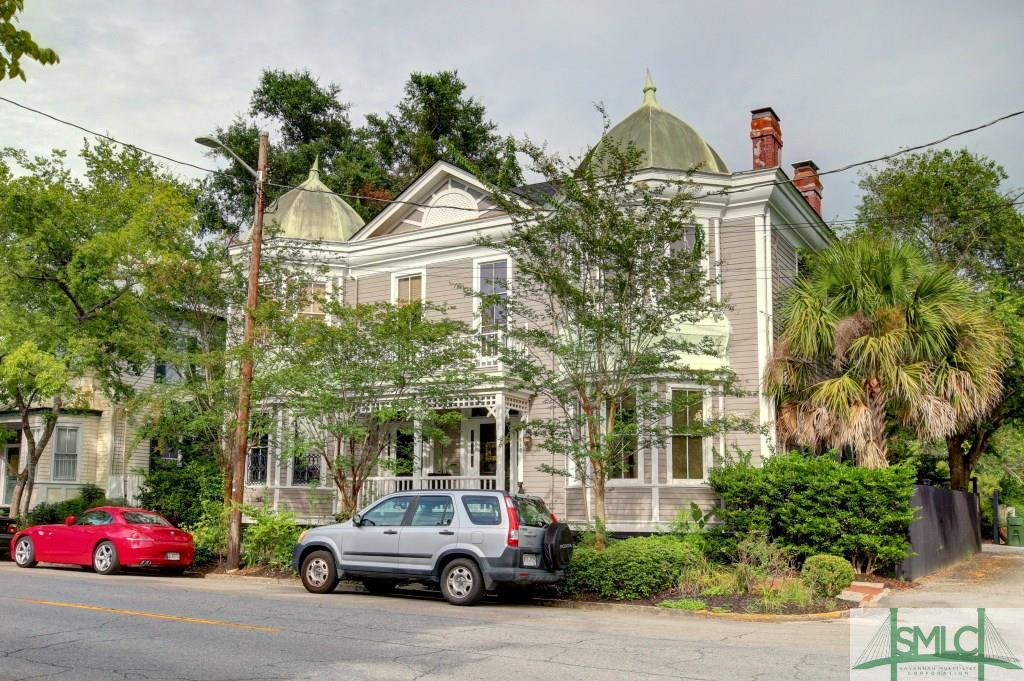 608 Habersham Street, Savannah, GA 31401