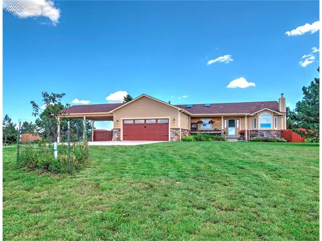 17625 Blacksmith Drive, Peyton, CO 80831