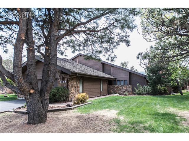 1148 Hill Circle, Colorado Springs, CO 80904