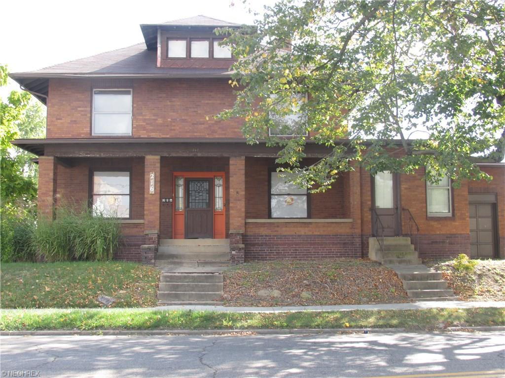 216 S 7th St, Coshocton, OH 43812
