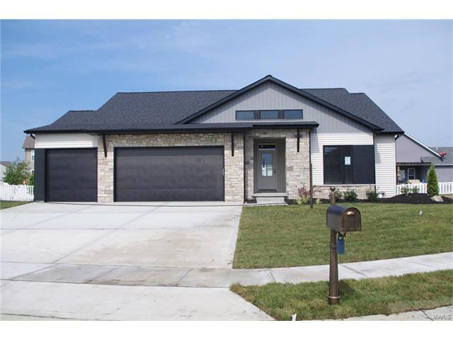 3011 Scarlet Court, Glen Carbon, IL 62034