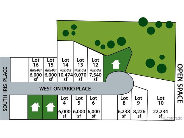 9735 W Ontario Place, Littleton, CO 80128