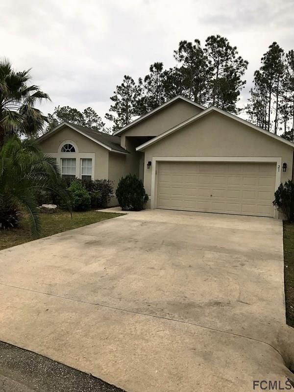 21 Zoffer Court, Palm Coast, FL 32164