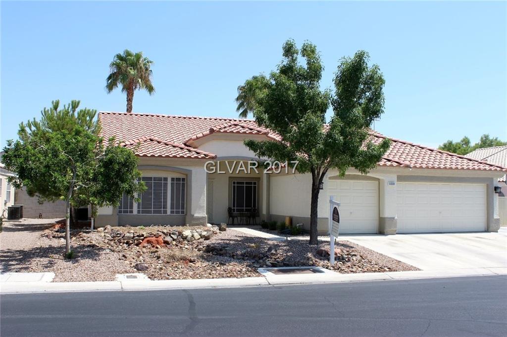 6008 RESORT RIDGE Street, Las Vegas, NV 89130