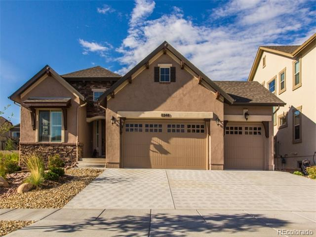 5246 Chimney Gulch Way, Colorado Springs, CO 80924